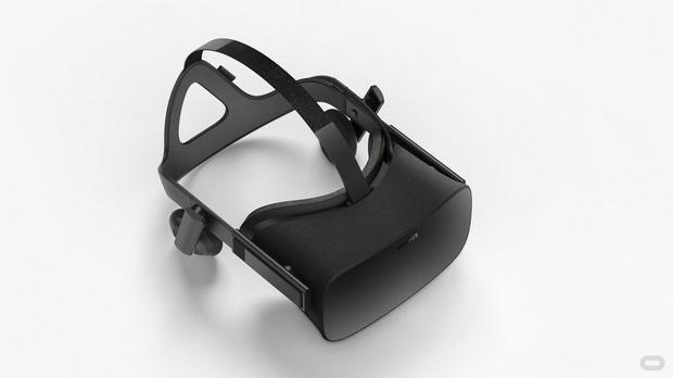 Oculus Rift w wersji konsumenckiej, zaprezentowany w 2015 roku