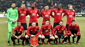 Manchester United klubem z najwyższymi obrotami