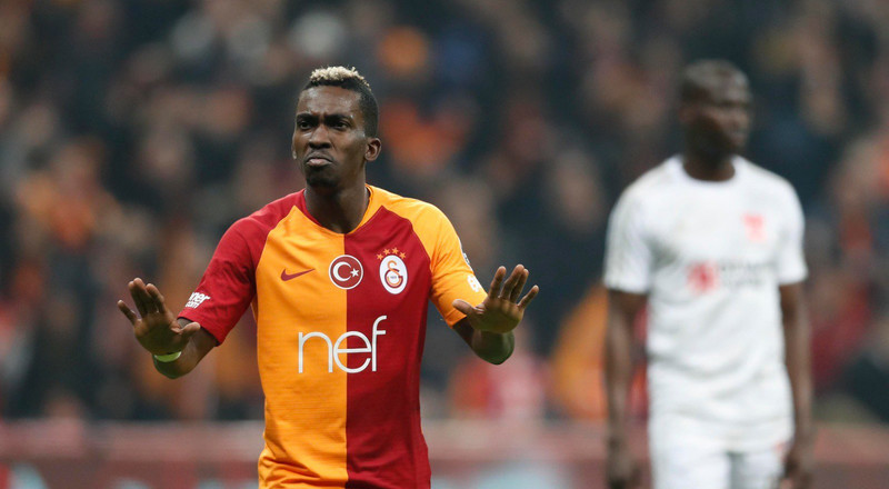 Henry Onyekuru grabs a brace in Galatasaray's 4-2 over Sivasspor