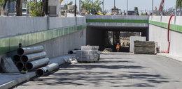 Budowa tunelu na Dębcu na finiszu