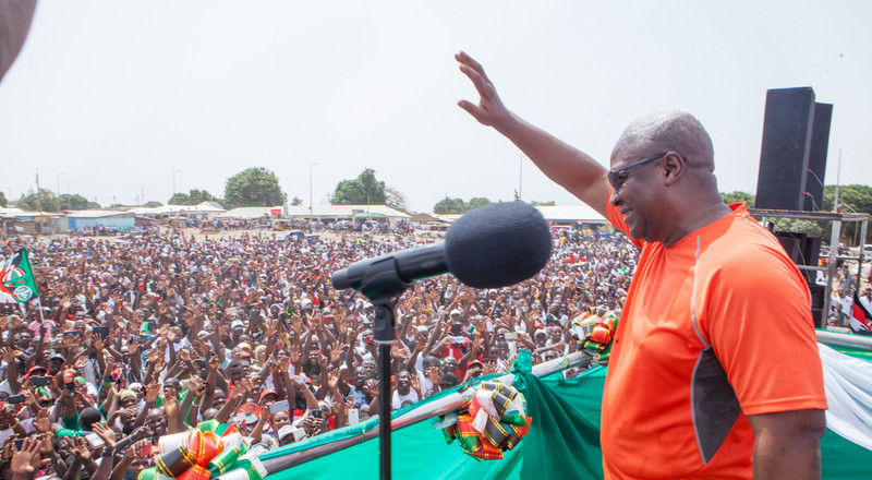 2020 is our year of return – NDC targets victory in December polls