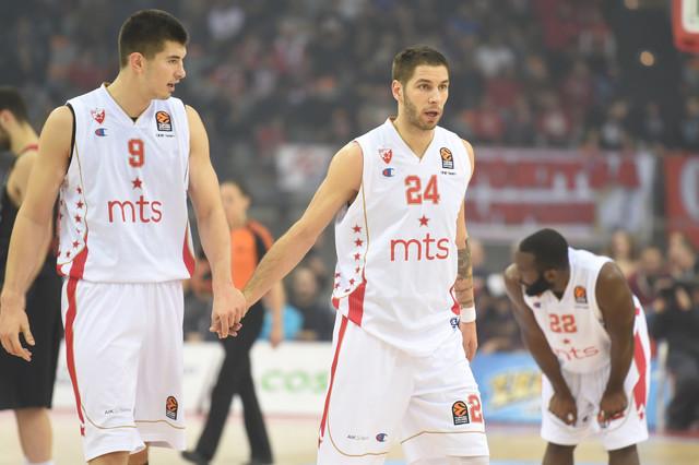 Luka Mitrović i Stefan Jović