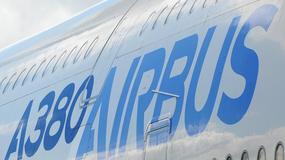 Airbus ograniczy produkcję swego największego samolotu A380