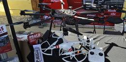 Drony zastąpią kurierów? Pierwsze miasto w Polsce