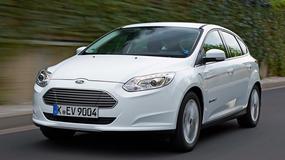 Elektryczny Ford Focus nie stanie do wyścigu o zasięg