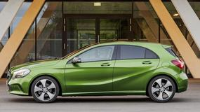 Nowy Mercedes Klasy A po face liftingu