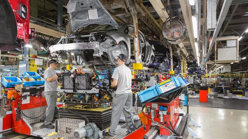 Nissan - fabryka akumulatorów