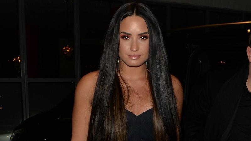 Demi Lovato odsłoniła nogi