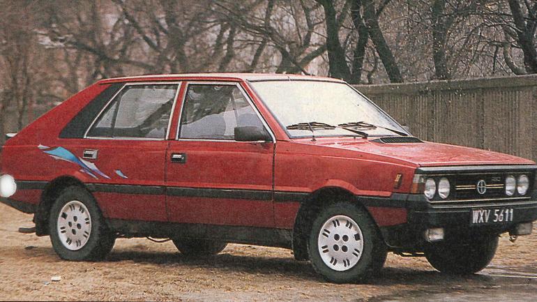 Polonez 2000 - życie znaczone awariami (Materiał z archiwum Auto Świata)