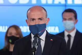 'Bezpieczna Polska': Liderzy PO zaprezentowali program polityki zagranicznej