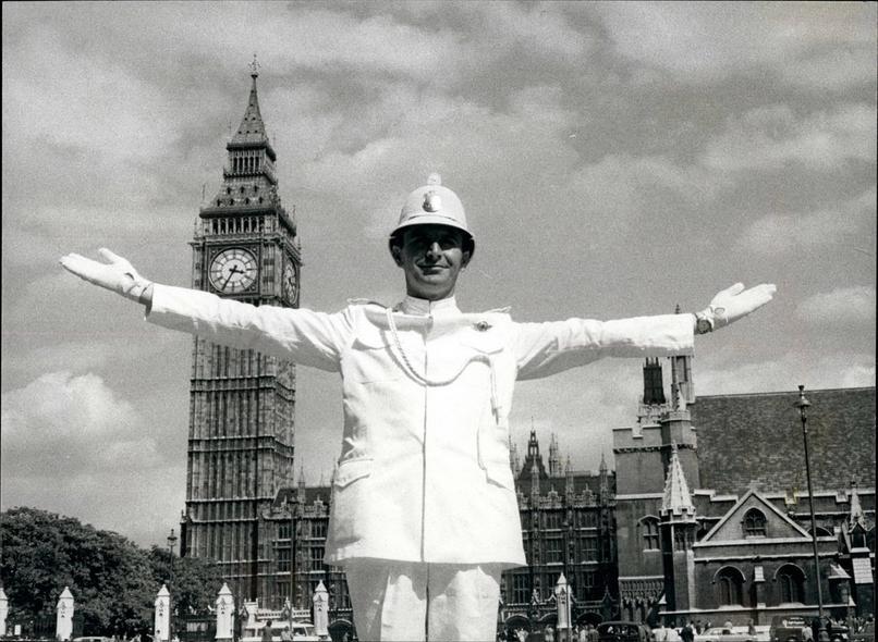 Jovan Bulj u Londonu