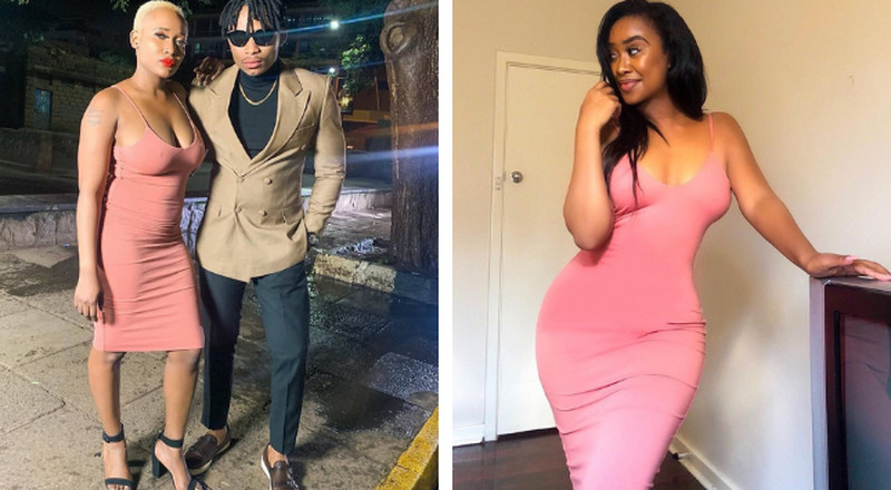 Singer Jovial addresses claims that Otile Brown fired her over Ethiopian bae