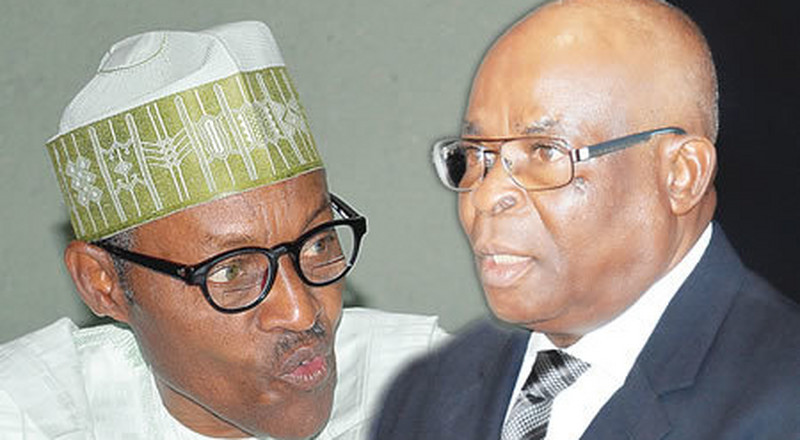 Onnoghen: Appeal Court vindicates Buhari – BMO