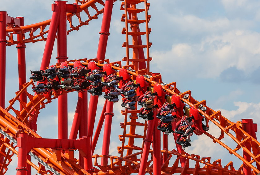 Rollercoaster Dragon