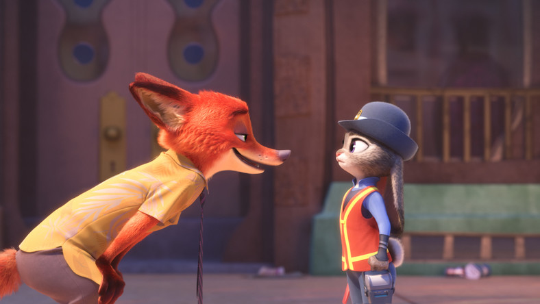 Lis i królik – co za duet!