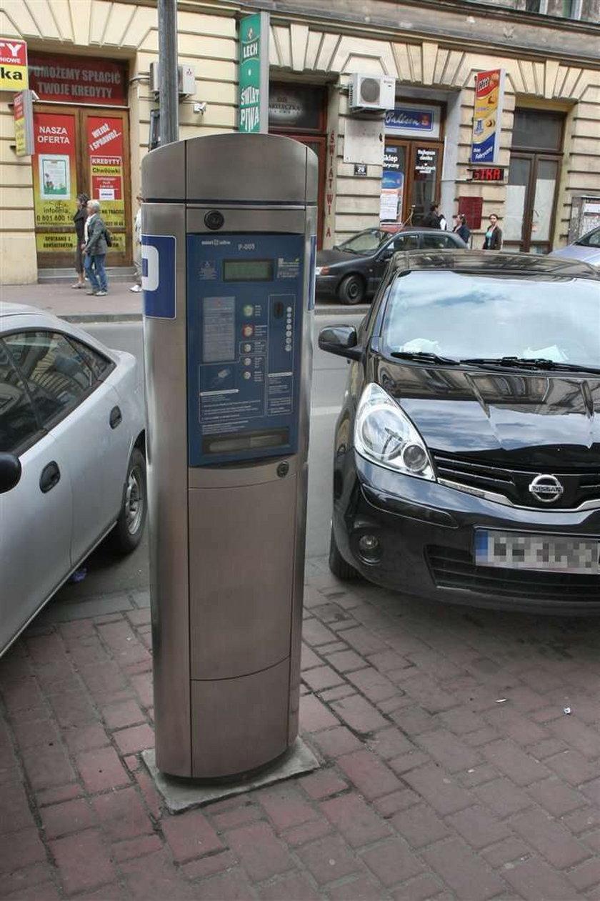 Nie chcemy droższego parkowania!