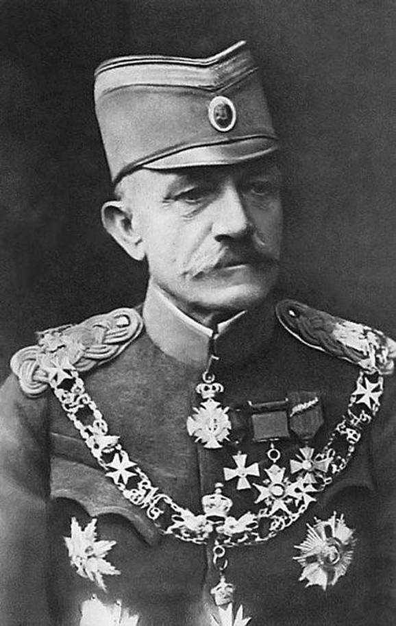 Živojin Mišić dobio je čin vojvode posle uspešnog vođenja operacije