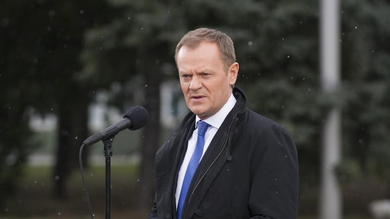 Graś chwali premiera