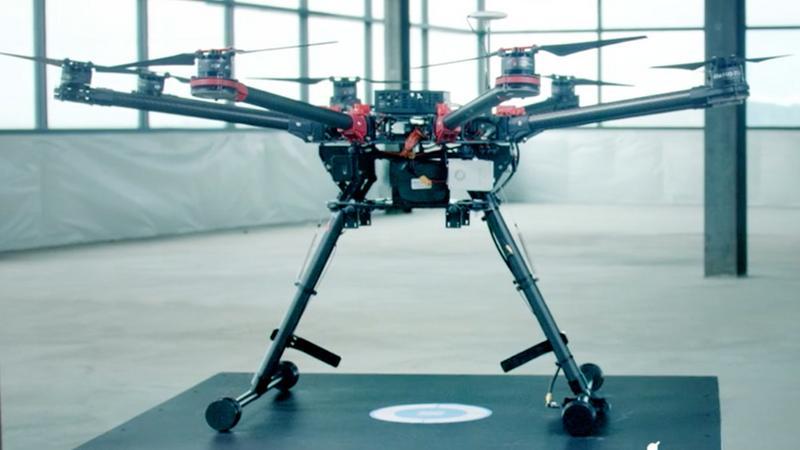 WiBotic PowerPad wydłuży czas działania dronów