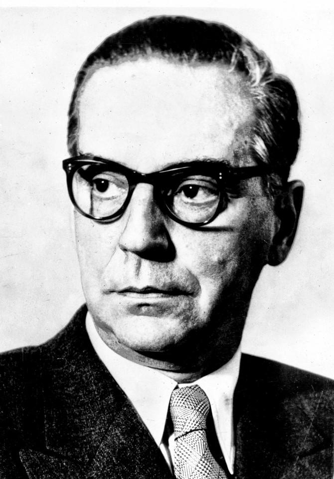 Ivo Andrić, jedini srpski nobelovac