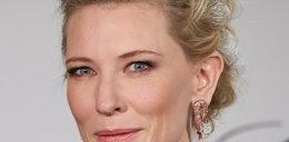 Co Cate Blanchett miała w uszach?