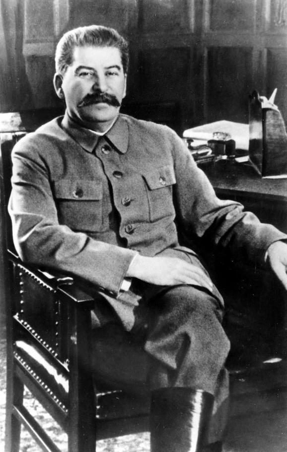 Blokhinov gazda - Staljin