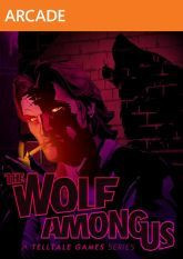 Okładka: The Wolf Among Us