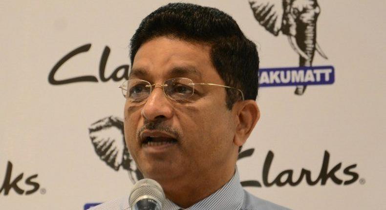 New Bidco CEO Thiagarajan Ramamurthy