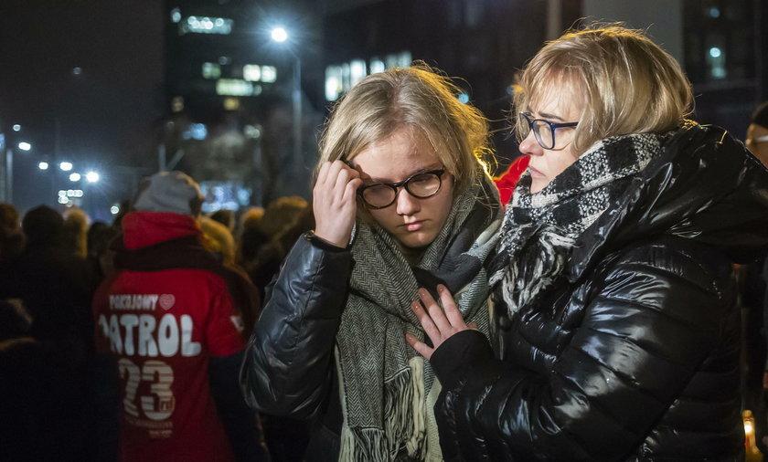 Żona i córki Pawła Adamowicza wspominają zmarłego prezydenta