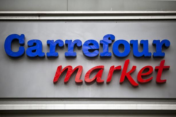 Sieć sklepów Carrefour