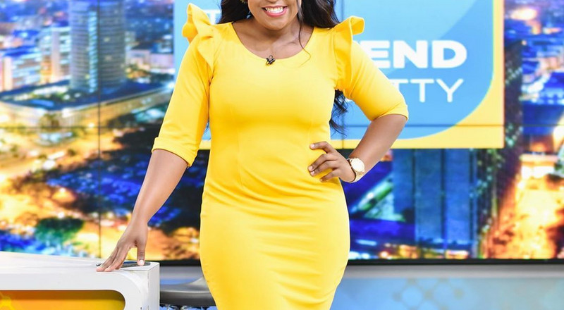 Betty Kyallo quits K24 after 2 years (Video)