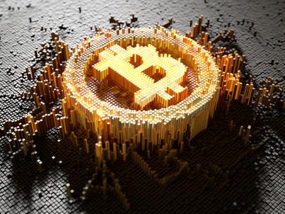 Bitcoin znów pnie się w górę - kurs przebił 4300 dolarów