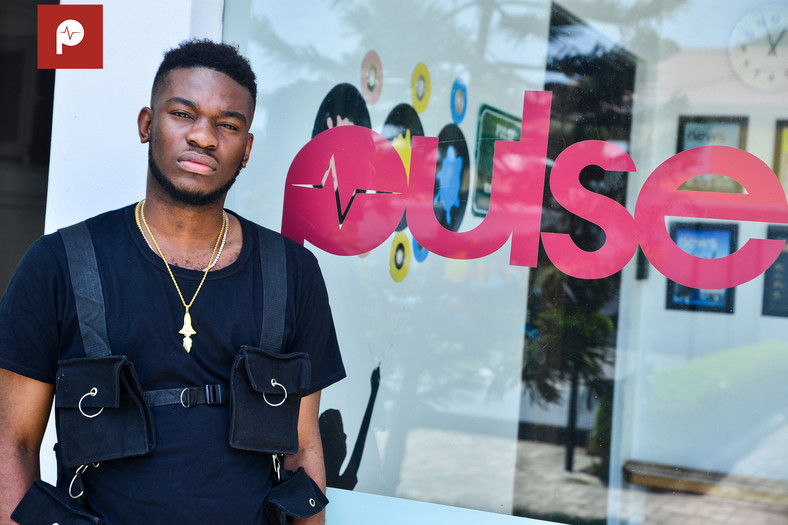 Nonso Amadi tells Pulse that he will release his new EP, 'Free' in June. (Pulse Nigeria)