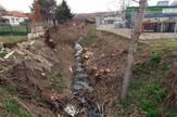 Čišćenje korita reka i potoka u Mladenovcu