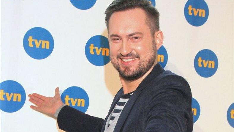 Marcin Prokop został gospodarzem teleturnieju