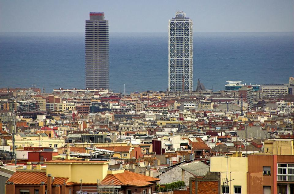 15. Barcelona