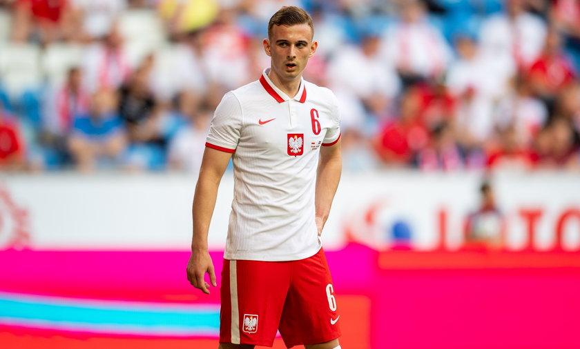 Czy już dziś Kacper Kozłowski zostanie najmłodszym piłkarzem w historii Euro?