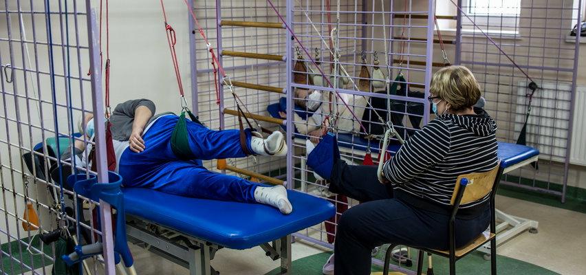 Chorowałeś na COVID? Na Mazowszu nie ma kolejek na rehabilitację pocovidową!
