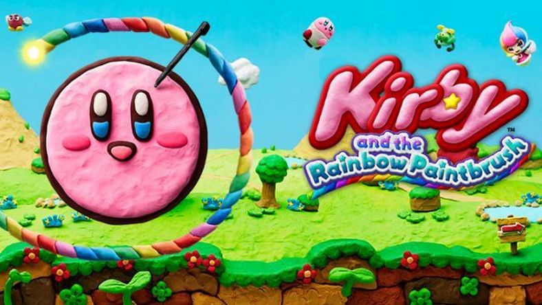 Recenzja: Kirby and the Rainbow Paintbrush