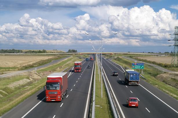 Autostrada A4. Fot. Shutterstock