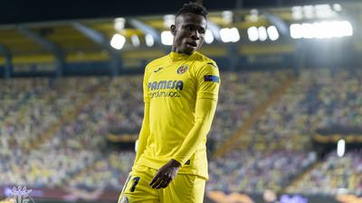 Europa League: Samuel Chukwueze grabs assist as Villarreal progresses to the semifinals, but Peter Olayinka was quiet against Arsenal