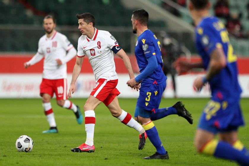 Reprezentacja Polski przygotowuje się do Euro 2020