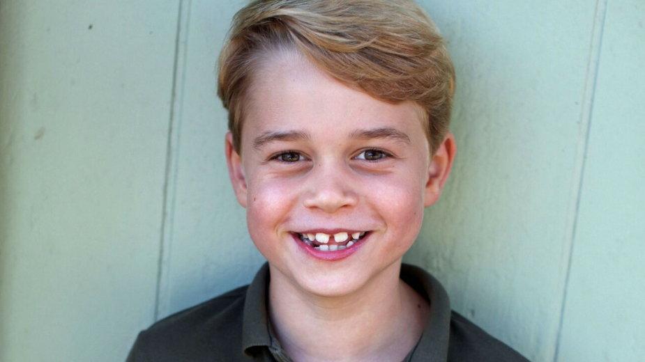 Książę George ma już osiem lat. Urodziny najstarszego syna księcia Williama i Kate Middleton