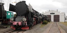 Gratka dla fanów kolei. Stare parowozy w muzeum na Pomorzu