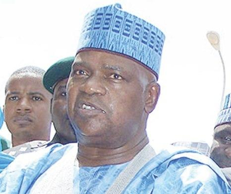Danjuma Goje - Former Governor of Gombe state, loves the top job too (Guardian)