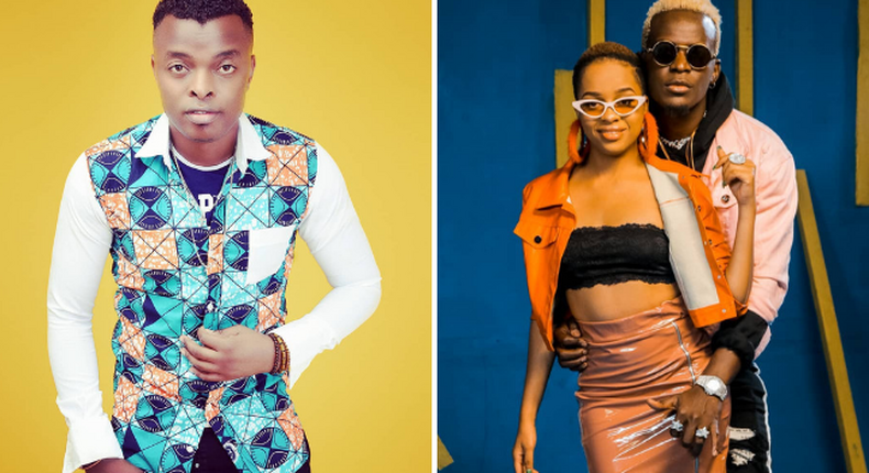 Ringtone angers fans with claims of Nandy aborting Willy Paul's baby (Instagram)