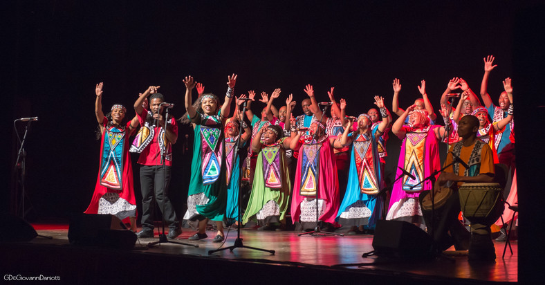 South African choral group, Soweto Choir (Courtesy)