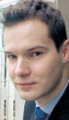 Tomasz Rysiak, prawnik w Kancelarii Magnusson