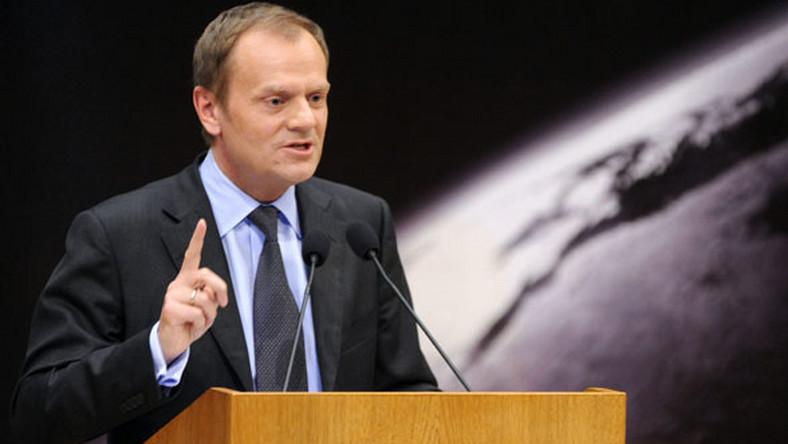 Tusk wyciąga rękę do partii Kaczyńskiego