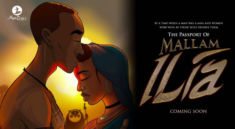 Cyprian Ekwensi's classic, Passport of Mallam Ilia, is being turned into an animated movie